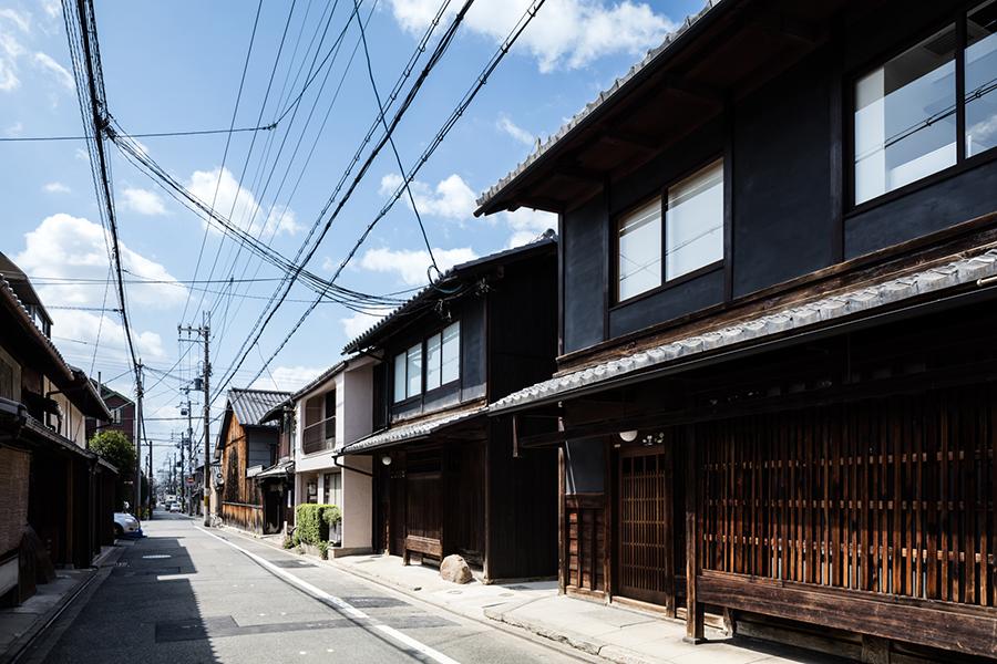 魚谷繁礼建築研究所 京都古民家再生・木造建築